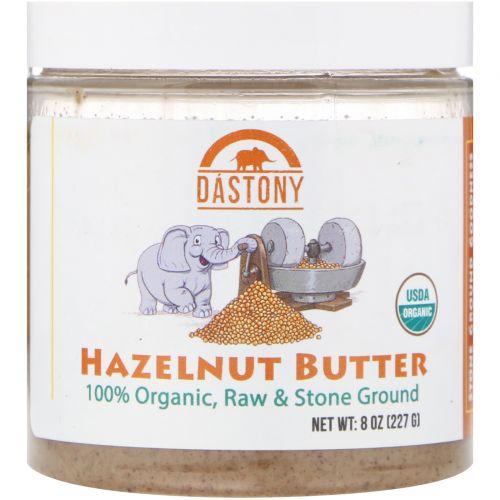 Dastony, Органическое масло из лесных орехов, 8 унц. (227 г)