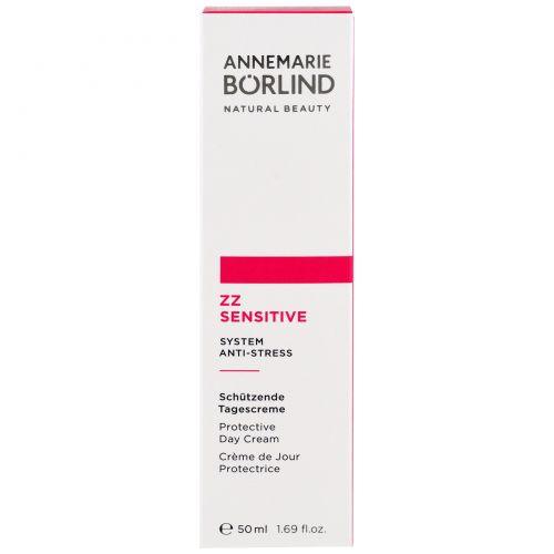 AnneMarie Borlind, ZZ Sensitive, против стресса, дневной крем, 50 мл (1,69 унции)