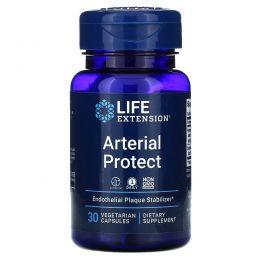 Life Extension, Артериальная защита, 30 вегетарианских капсул