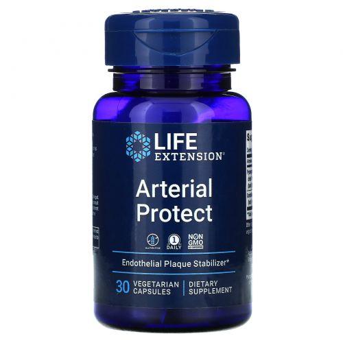 Life Extension, Arterial Protect, 30 Vegetarian Capsules