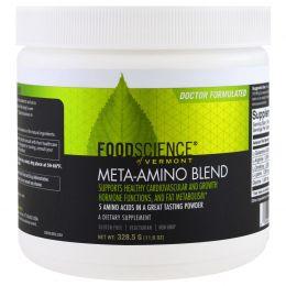 FoodScience, Мета-амино комплекс, 11,6 унций (328,5 г)