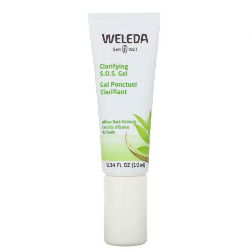 Weleda, S.O.S., очищающий гель, 10мл (0,34жидк.унции)