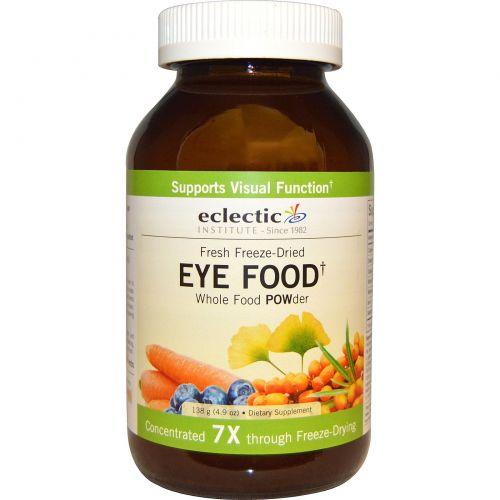 Eclectic Institute, Добавка «питание для глаз» в порошке, 138 г