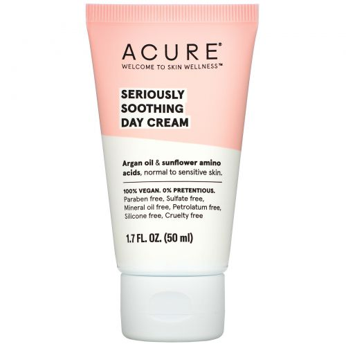 Acure Organics, Seriously Soothing, Day Cream, 1.7 fl oz (50 ml)