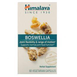 Himalaya Herbal Healthcare, Босвелия, 60вегетарианских капсул