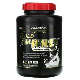 ALLMAX Nutrition, AllWhey Gold, 100% Whey Protein + Premium Whey Protein Isolate, Cookies & Cream, 5 lbs (2.27 kg)
