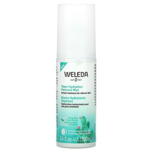 Weleda, Sheer Hydration Moisture Mist, 3.4 fl oz (100 ml)