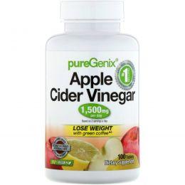 Purely Inspired, PureGenix, Apple Cider Vinegar, 100 Tablets