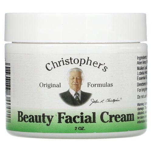 Christopher's Original Formulas, Косметический крем для лица, 2 унции
