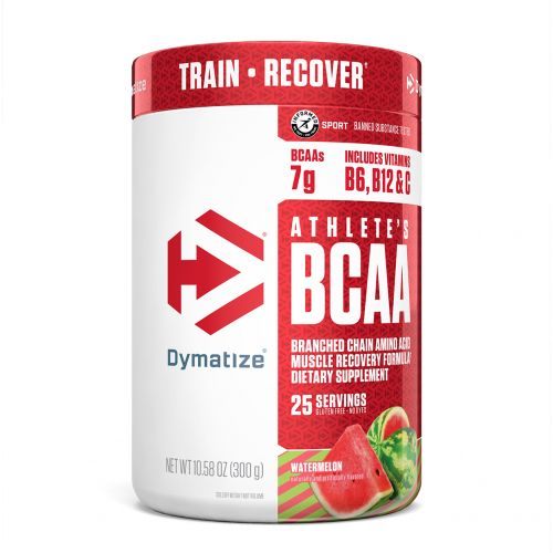 Dymatize Nutrition, Athlete's BCAA, арбуз, 300 г (10,58 унции)