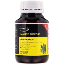 Comvita, Экстракт оливковых листьев, 60 мягких гелевых капсул