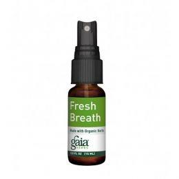 Gaia Herbs, Свежее дыхание, 0,5 жидкой унции (15 мл)