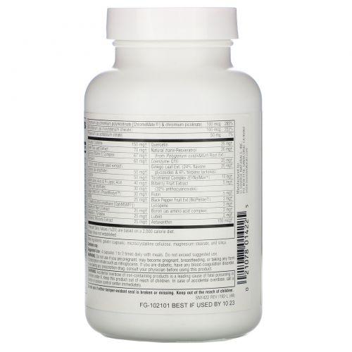 Source Naturals, Мультивитамины Life Force, 120 капсул