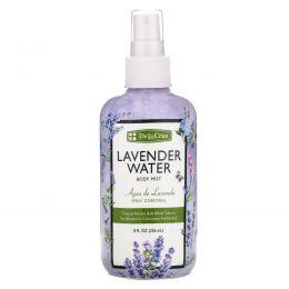 De La Cruz, Lavender Water Body Spray, 8 fl oz (236 ml)