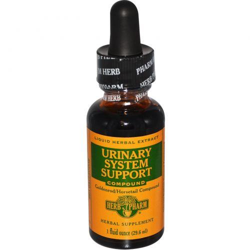 Herb Pharm, Поддержка мочевыделительной системы, 1 жидкая унция (30 мл)