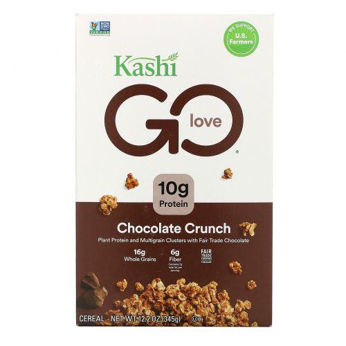 Kashi, GO Lean, Chocolate Crunch, 12.2 oz (345 g)