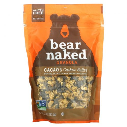 Bear Naked, Granola, Cacao & Cashew Butter, 11 oz (311 g)