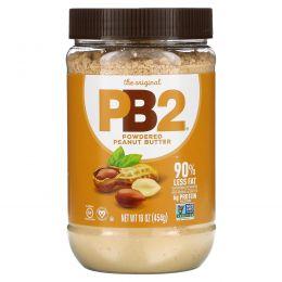 PB2 Foods, Арахисовое масло PB2 (сухой порошок), 16 унций (453,6 г)
