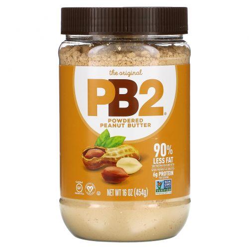 Bell Plantation, Арахисовое масло PB2 (сухой порошок), 16 унций (453,6 г)