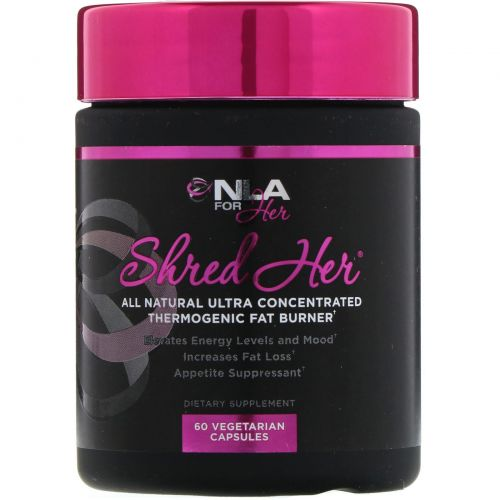 NLA for Her, Shred Her, 60 капсул