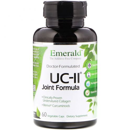 Ultra Laboratories, UC-II, Joint Formula, 60 Veggie Capsules