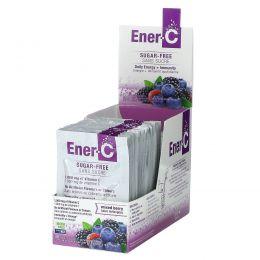 Ener-C, Vitamin C, Multivitamin Drink Mix, Surgar Free, Mixed Berry, 1,000 mg, 30 Packets, 0.2 oz (5.46 g) Each