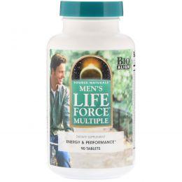 Source Naturals, Витамины для мужчин, 90 таблеток