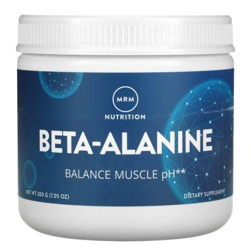 MRM, Beta-Alanine, 7.05 oz (200 g)