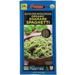Seapoint Farms, Органические спагетти из эдамаме, 7,05 унций (200 г)