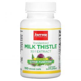 Jarrow Formulas, Расторопша пятнистая, 150 мг, 100 вегетарианских капсул