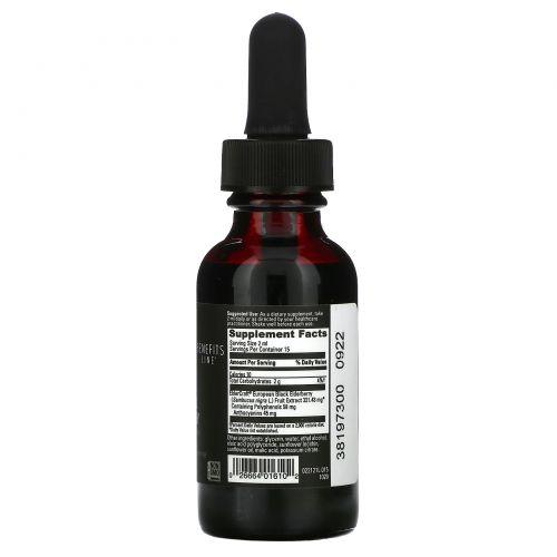 DaVinci Laboratories of Vermont, Liposomal Elderberry, 1 fl oz (30 ml)