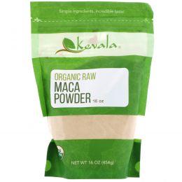 Kevala, Organic Raw Maca Powder, 16 oz.