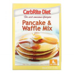 Universal Nutrition, CarbRite Diet, Pancake & Waffle Mix , 14 oz (396 g)