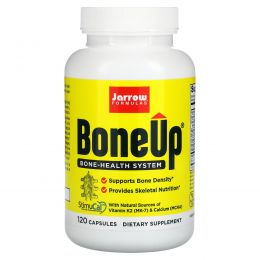 Jarrow Formulas, Bone-Up, 120 капсул