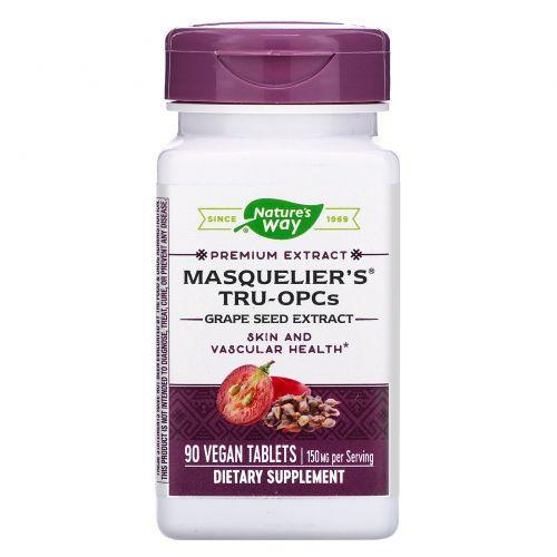 Nature's Way, Маскелье ОПЦ, 75 мг, 90 Таблеток