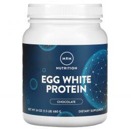 MRM, Натуральный протеин яичного белка, шоколад, 680 г