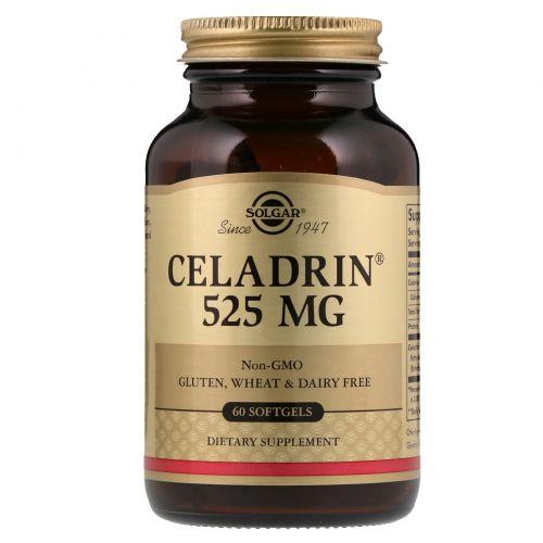 Solgar, Celadrin, 525mg, 60 Softgels