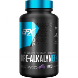 All American EFX, Kre-Alkalyn EFX, 120 капсул