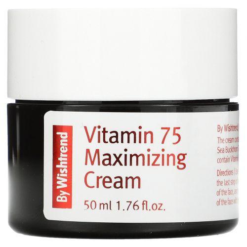 Wishtrend, Укрепляющий витаминный крем 75, 1,76 унц.