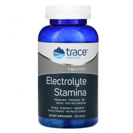 Trace Minerals Research, Электролитовая выносливость, 300 таблеток