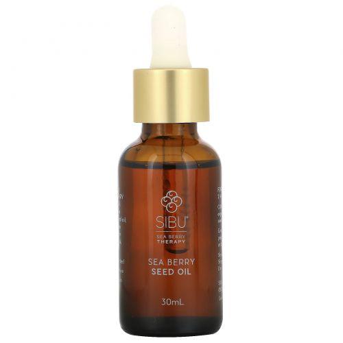 Sibu Beauty, Органическое, масло семян облепихи, 30 мл