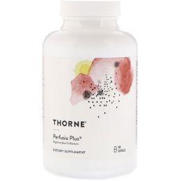 Thorne Research, Perfusia Plus, 180 растительных капсул