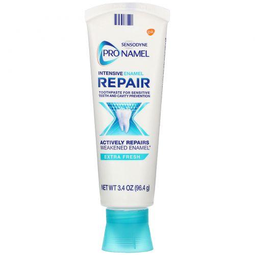 Sensodyne, ProNamel, Intensive Enamel Repair Toothpaste, Extra Fresh, 3.4 oz (96.4 g)
