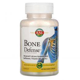 KAL, Bone Defense, 90 Veggie Caps