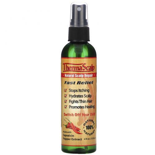 Greensations, ThermaScalp, Натуральное увлажняющее средство для кожи головы , 4 жидк. унц. (120 мл)