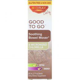 Bioray Inc., Good To Go, Soothing Bowel Mover, 2 fl oz (60 ml)