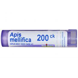 Boiron, Single Remedies, Апис меллифика, 200CK, прибл. 80 гранул