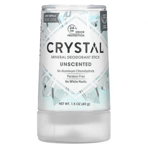 Crystal Body Deodorant, Дорожный стик, Дезодорант, 1.5 oz 40 г