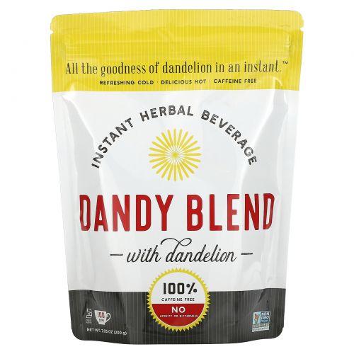Dandy Blend, Растворимый травяной напиток с одуванчиком, 7.05 унций (200 г)