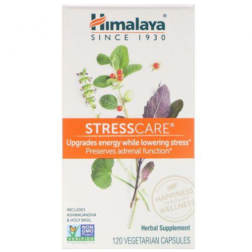 Himalaya, Поддержка организма при стрессе 120 овощных капсул